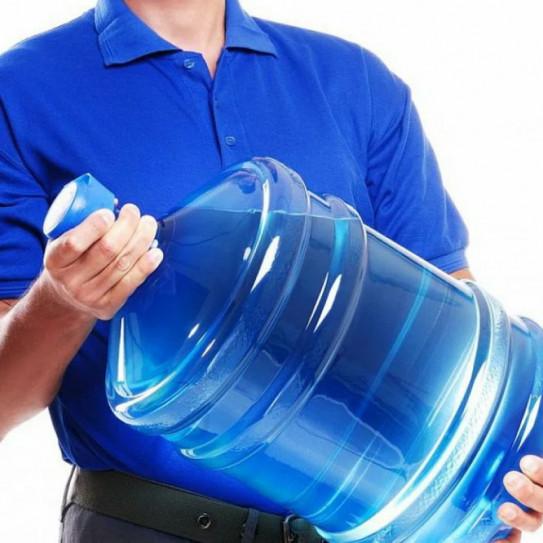 Вода в тару покупателя